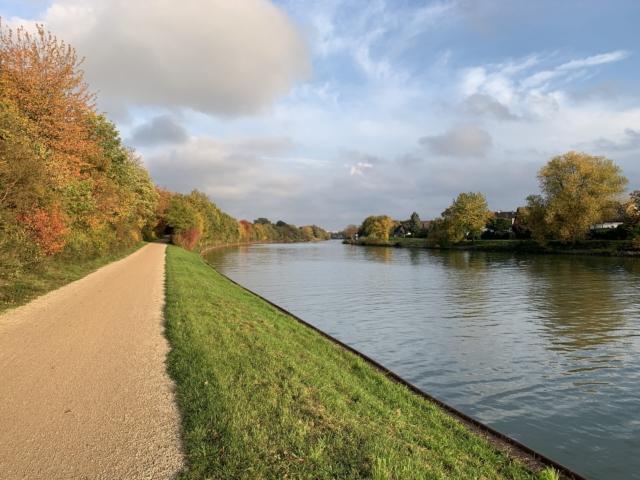 Wesel-Datteln Kanal Dorsten Hardt
