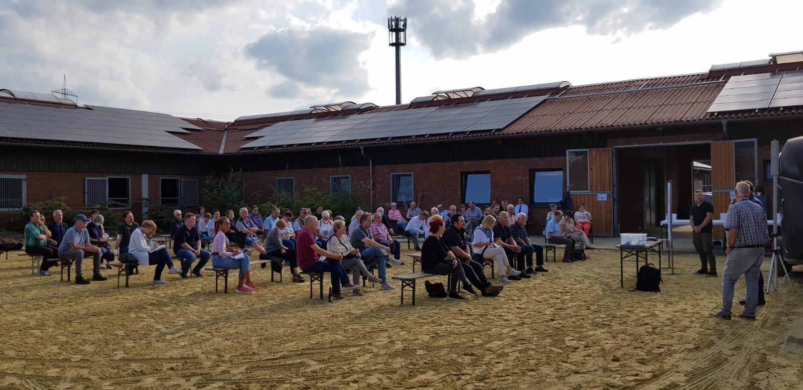 Stadtteilkonferenz Gemeinsam Hardt am 11.08.2021
